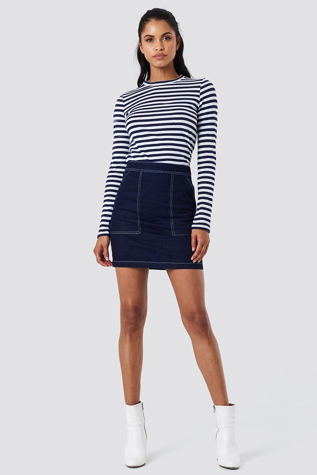 Classic Striped Outfit