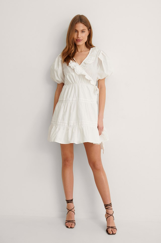 Cotton Frill Dress