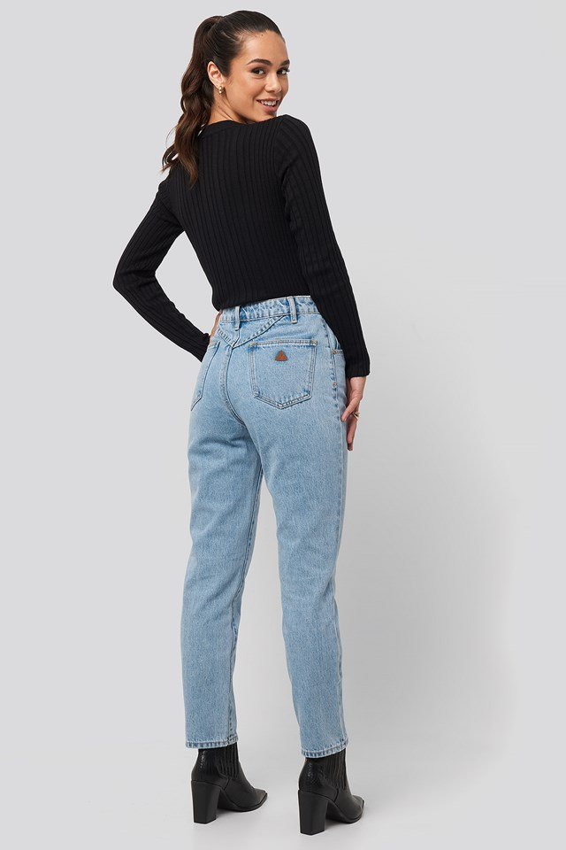 A 94 High Slim Jeans Walk It Out