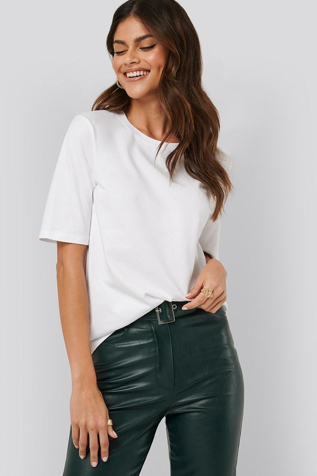 Basic T-shirt Offwhite