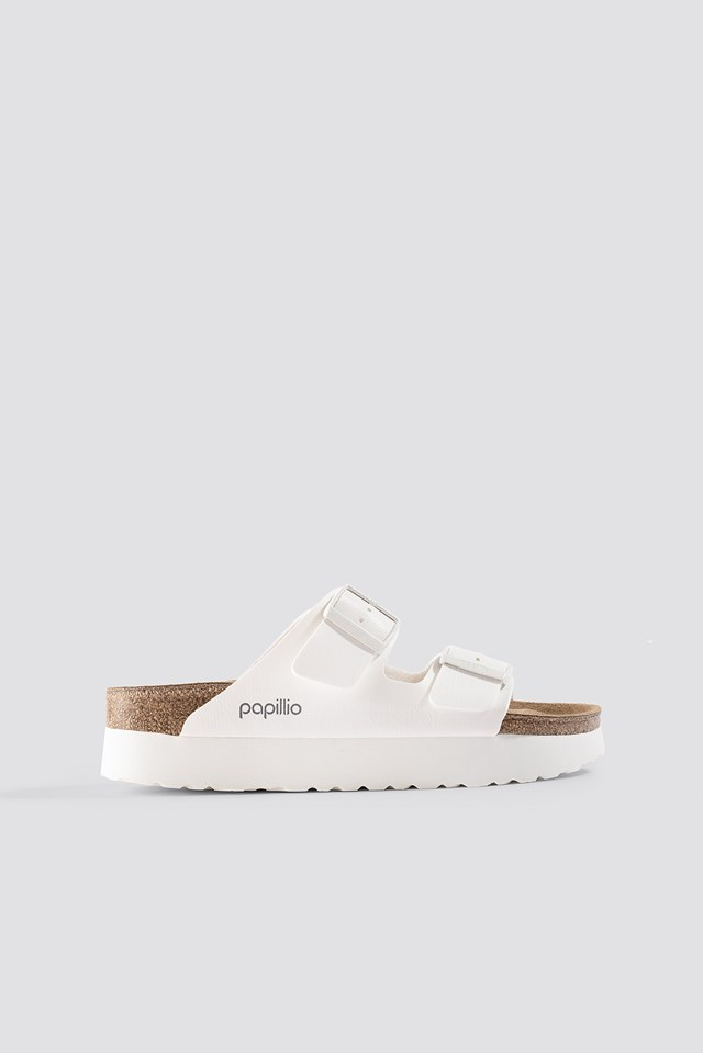 Arizona Platform White
