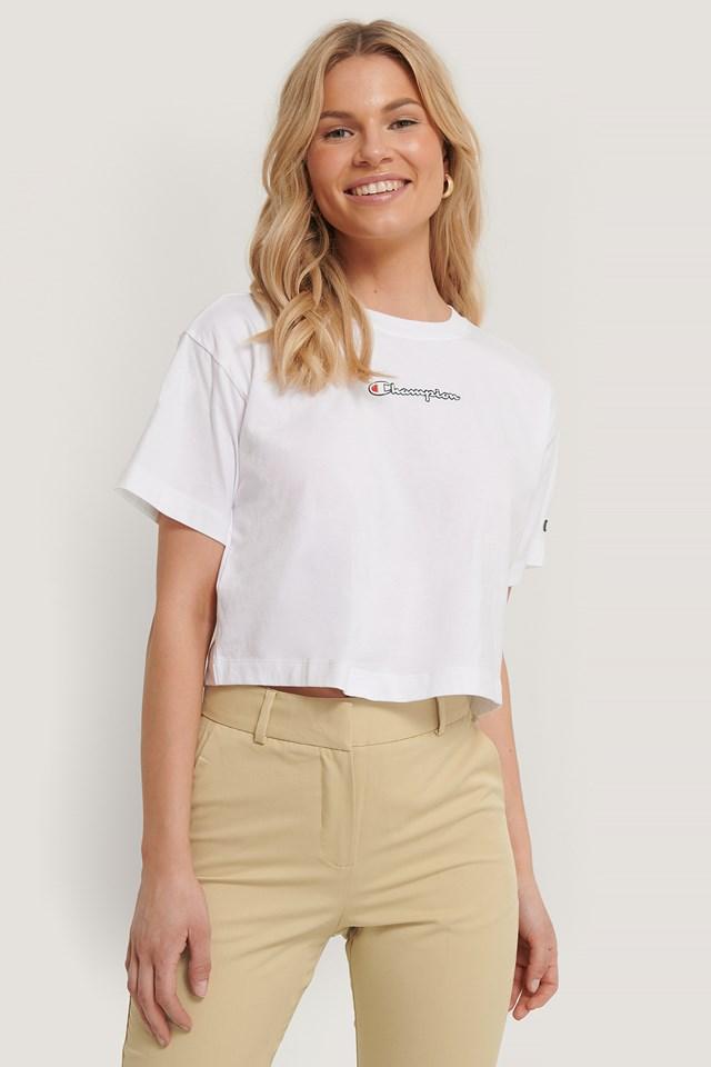 Crop Top White