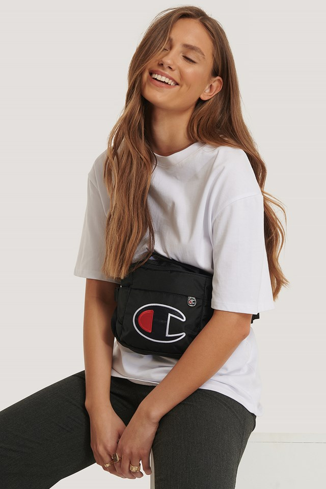 Belt Bag Logo Black Beauty