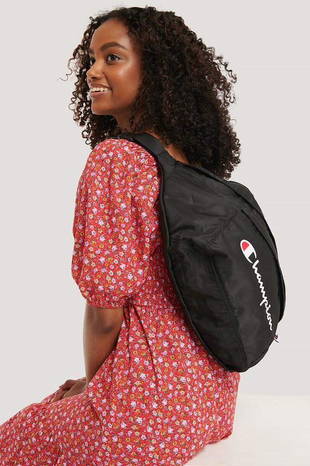 Shoulder Belt Bag Black Beauty