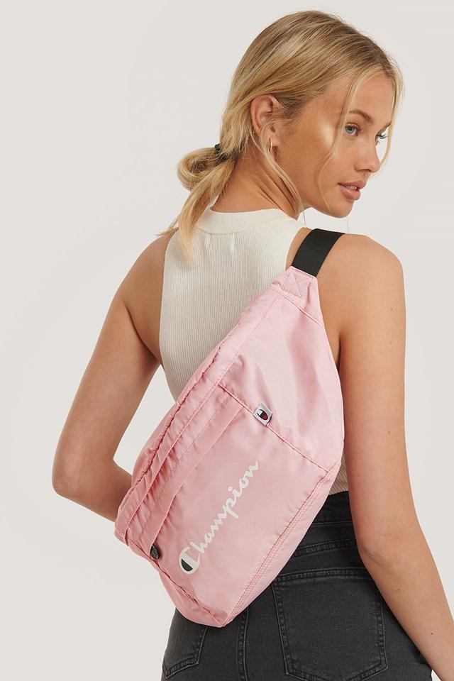 Shoulder Belt Bag Candy Pink