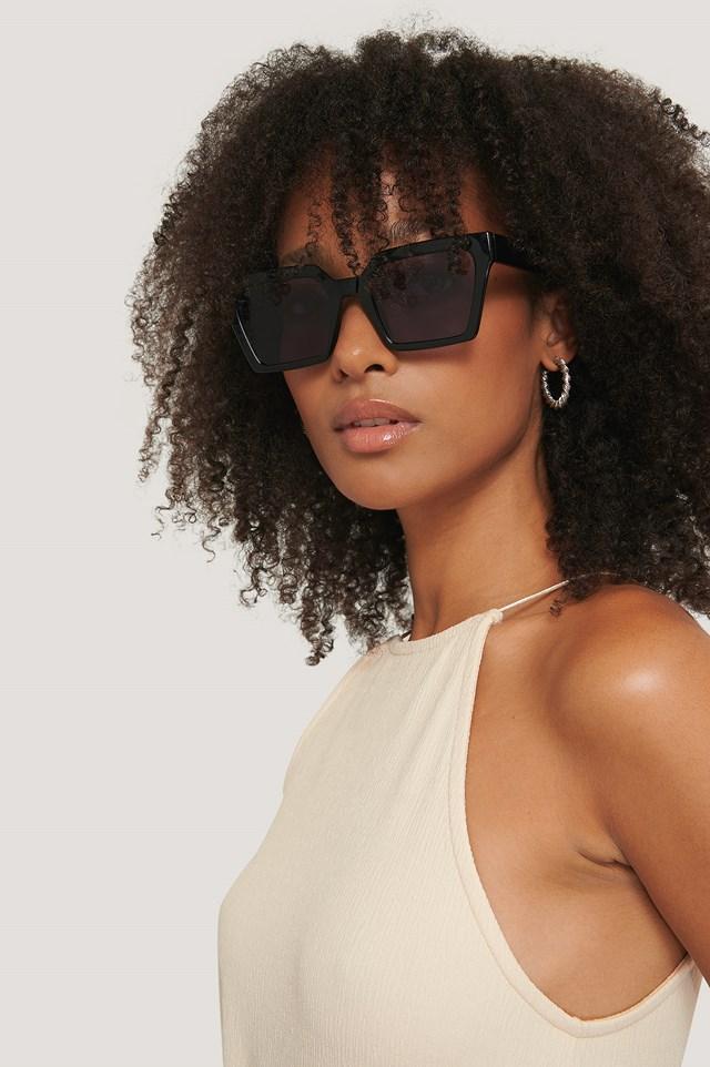 Matera Sunglasses Black