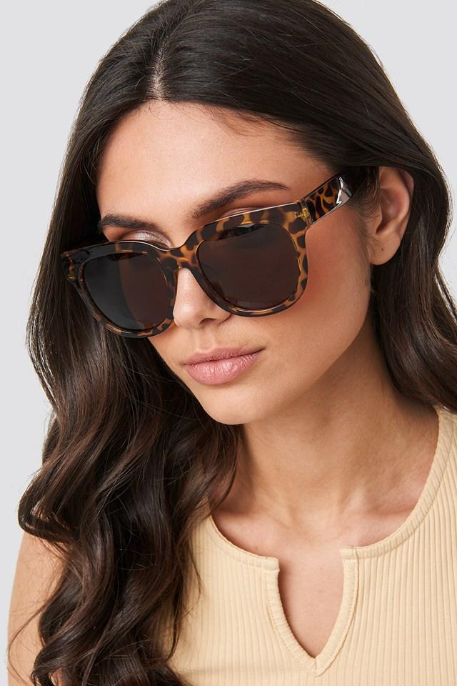 Monza Sunglasses Brown