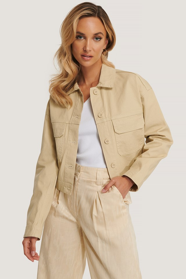 Nevada Worker Jacket Desert