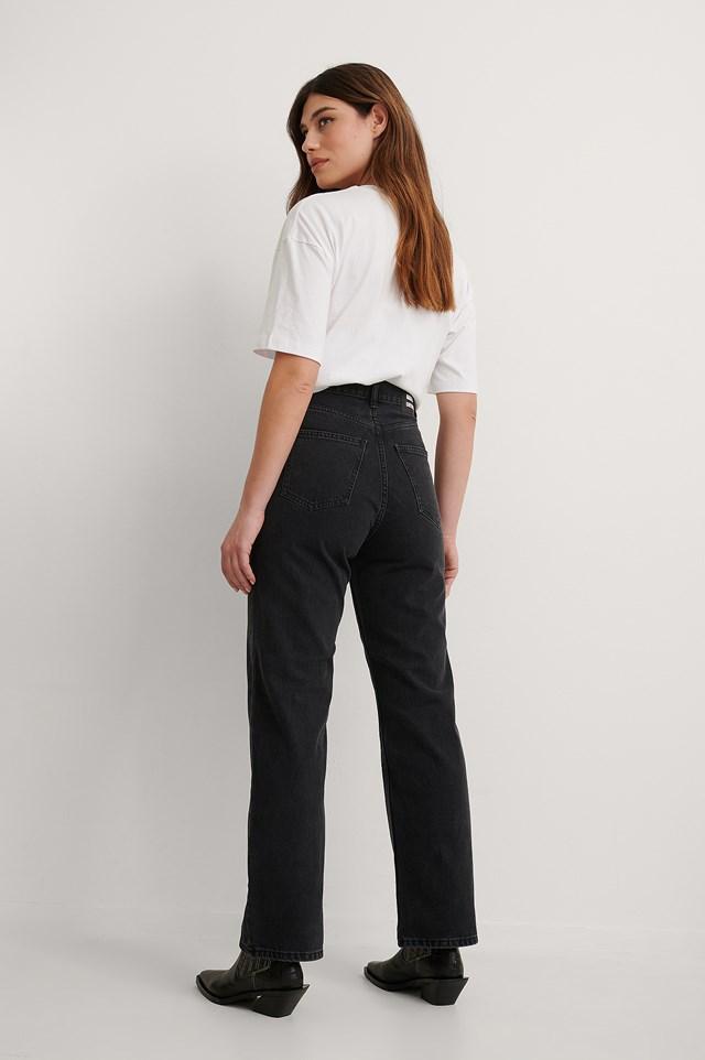 Concrete Black Echo Jeans
