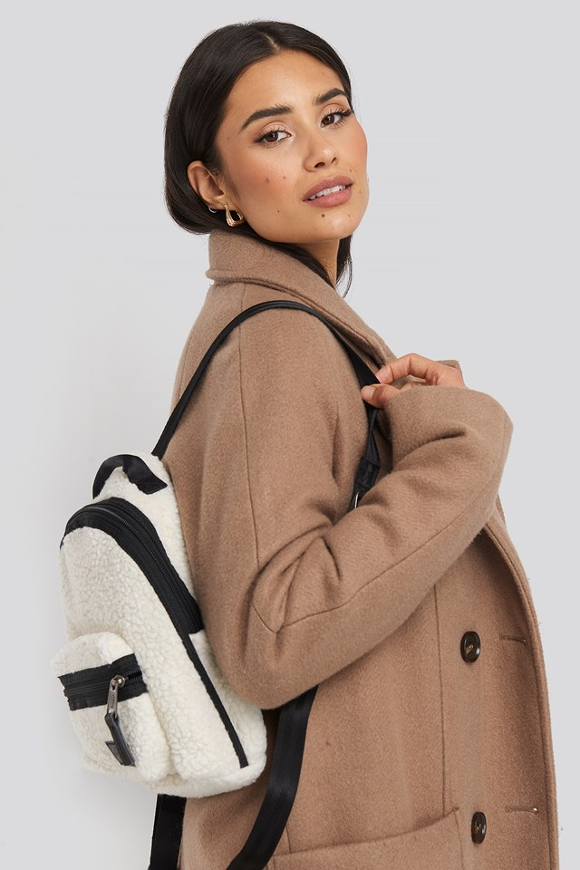 Orbit W Shear Bag Shear Beige