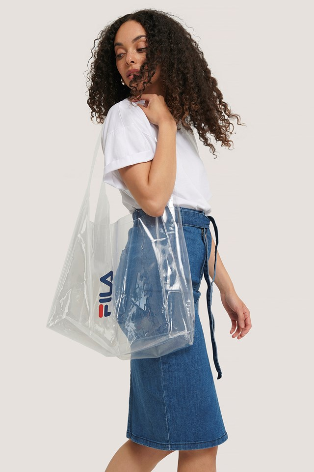 City Shopper Bag Transparent
