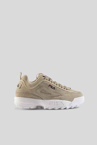 Whitecap Grey Disruptor S Low Wmn Sneaker