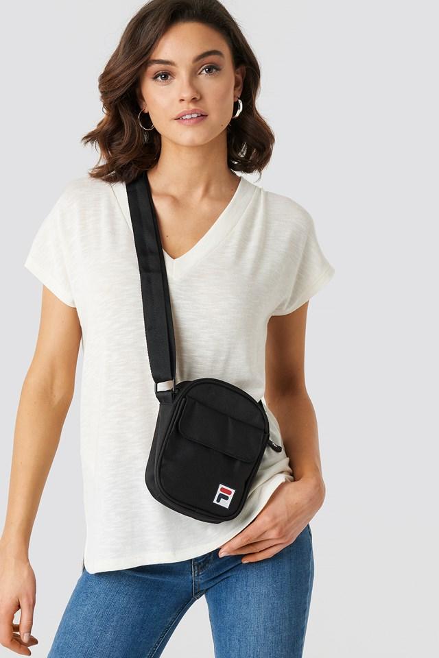 Pusher Bag Milan Black