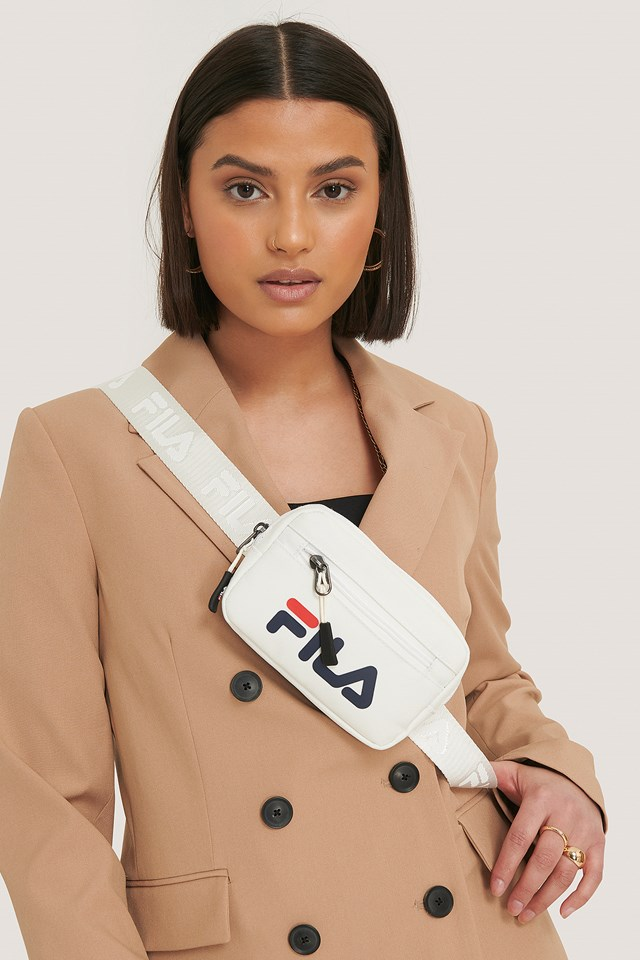 Sporty Belt Bag Bright White