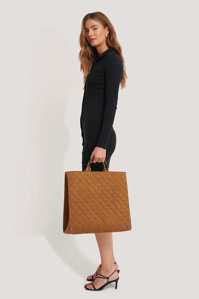 Briefcase Bag Rust