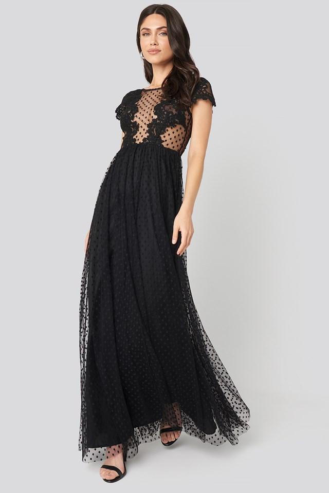 Dancer Dress Black