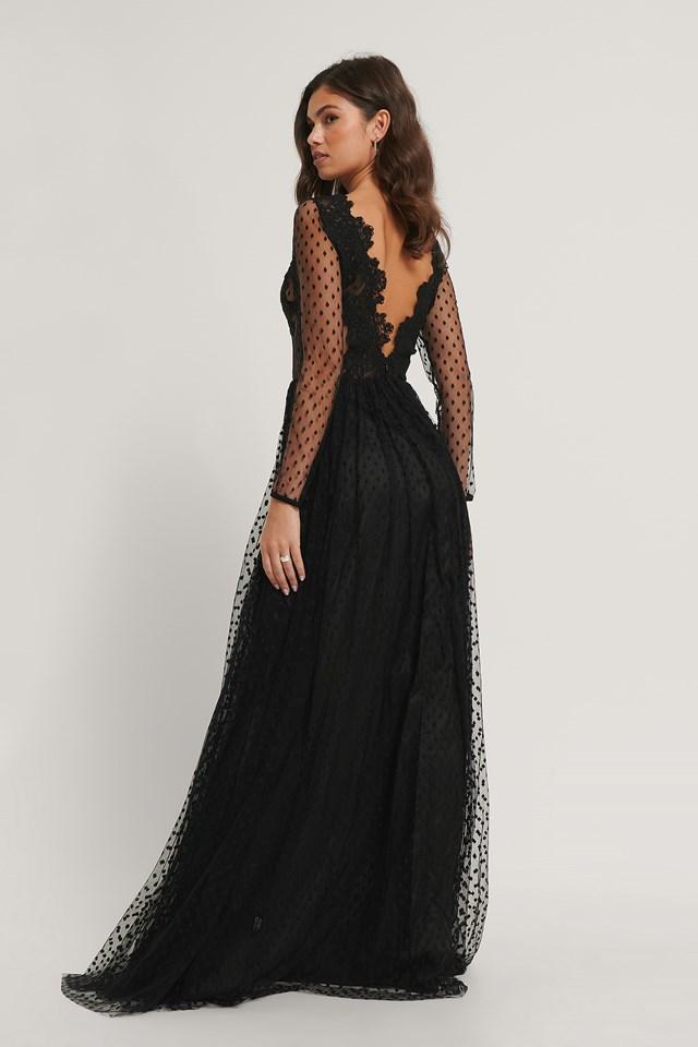 Emily Dress Black