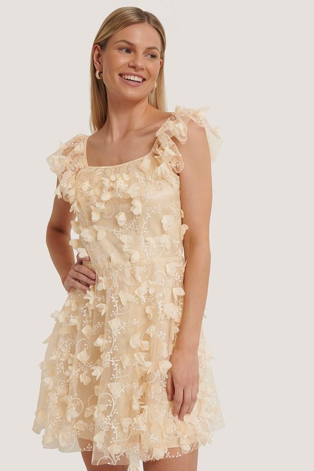 Fawn Dress Cream