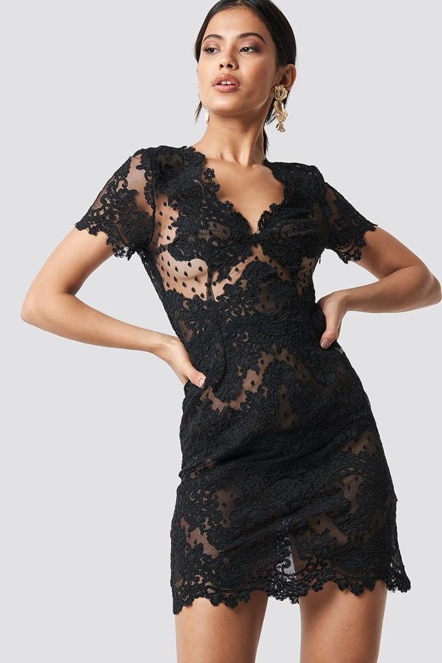 Mila Dress Black