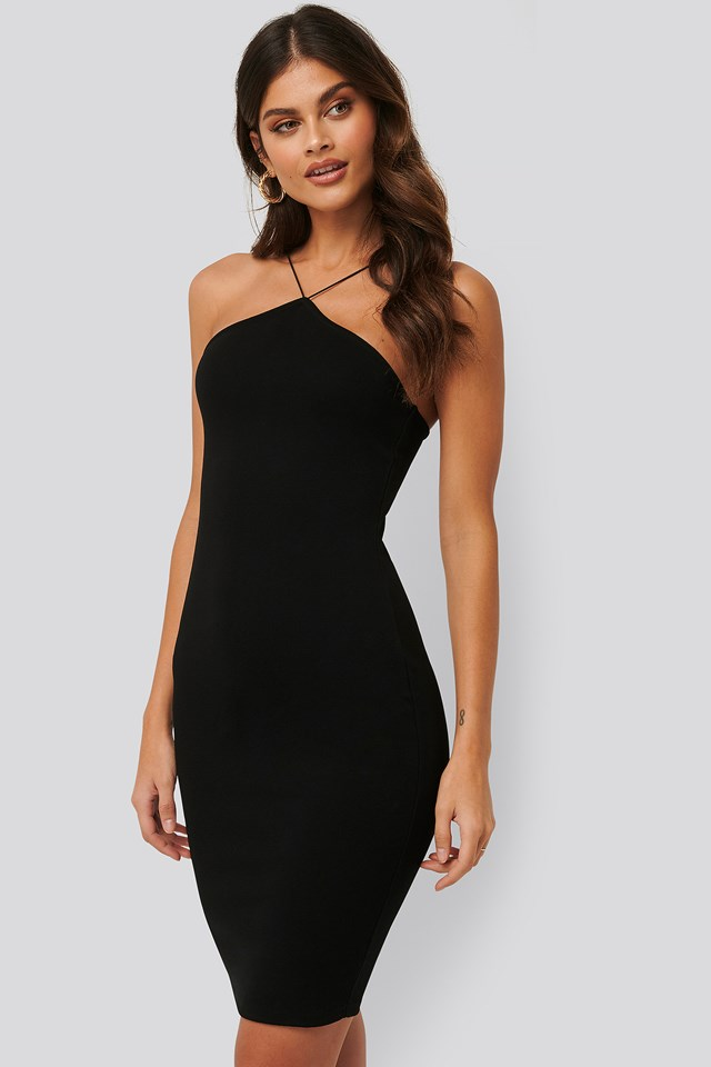 Bodycon Strap Dress Jldrae x NA-KD