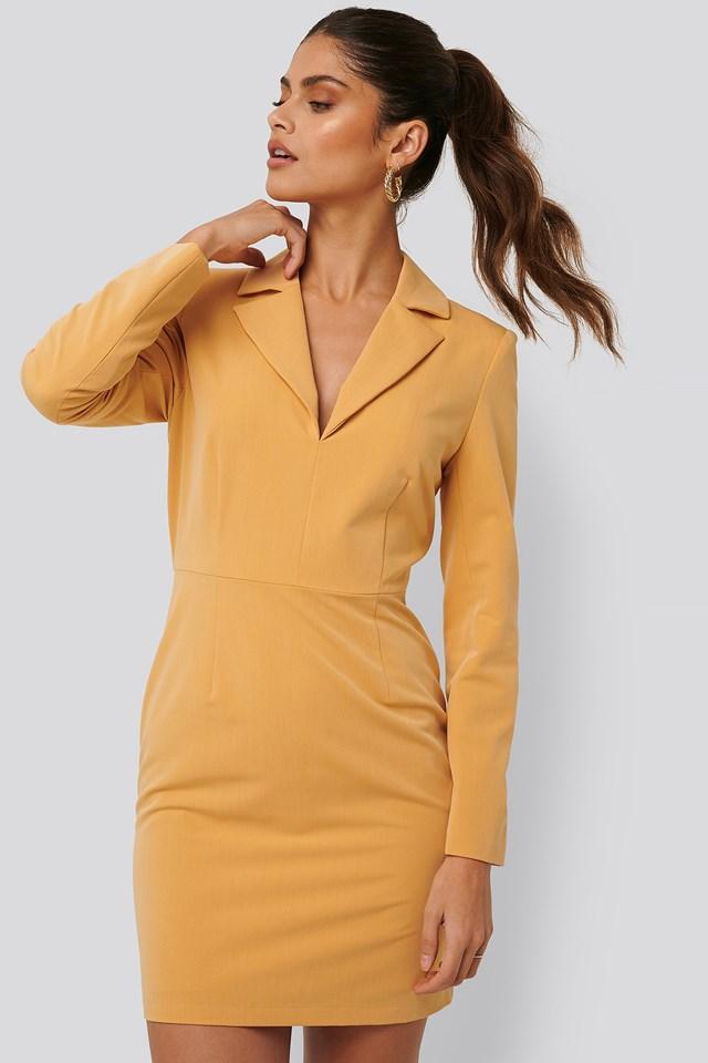Sharp Suit Dress Jldrae x NA-KD