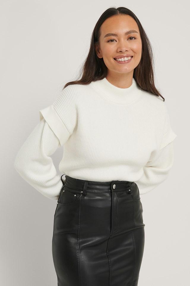 Berlin Sweater Offwhite