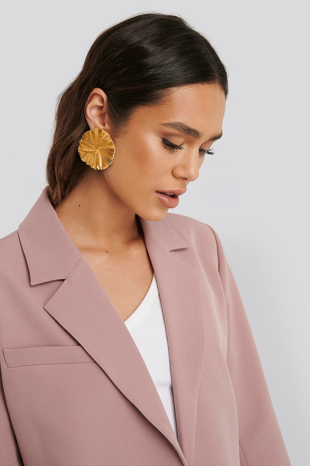 Blair Earrings Gold