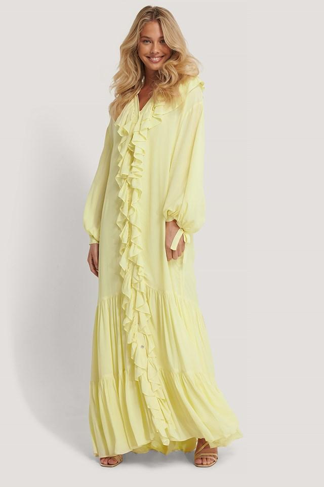 Blancu Dress Yellow