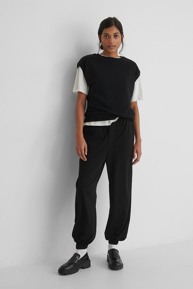 Bombay Trousers Black