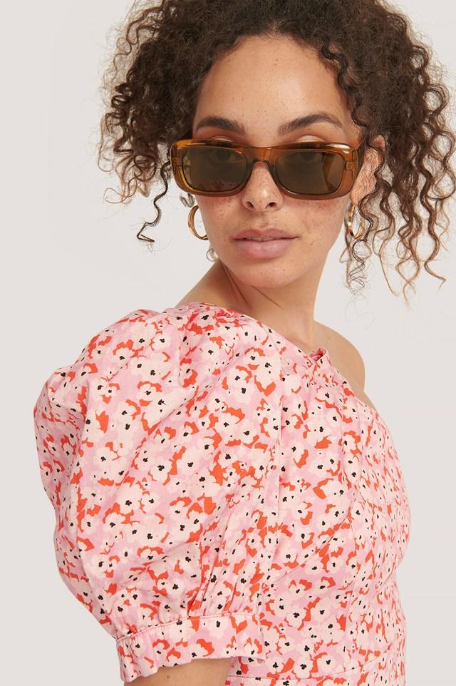 Cassie Sunglasses Copper