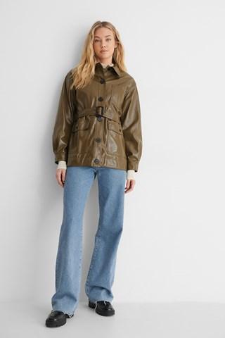 Brown Doris Jacket
