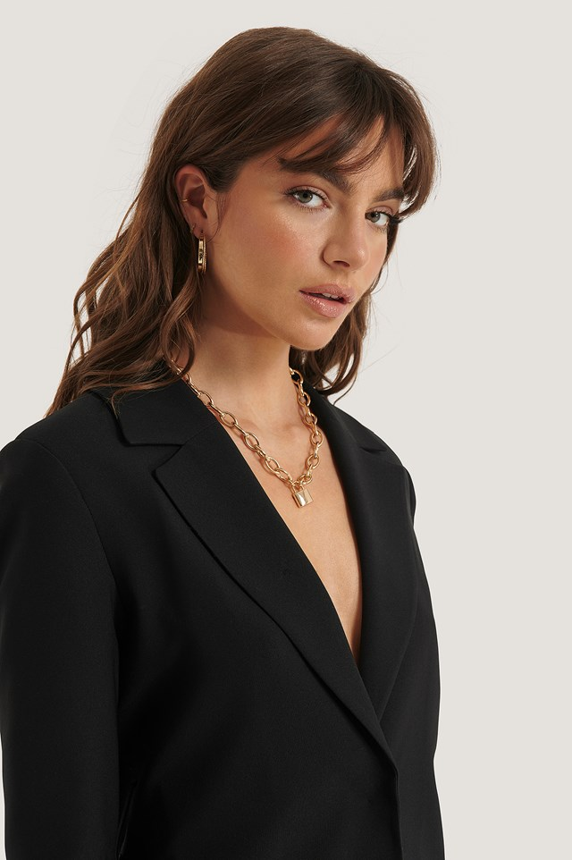 Drika Necklace Gold