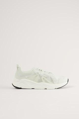 White Iola Sneaker