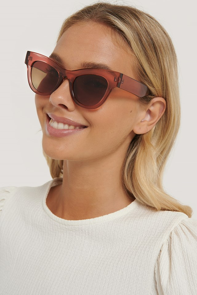 Jules Sunglasses Bordeaux