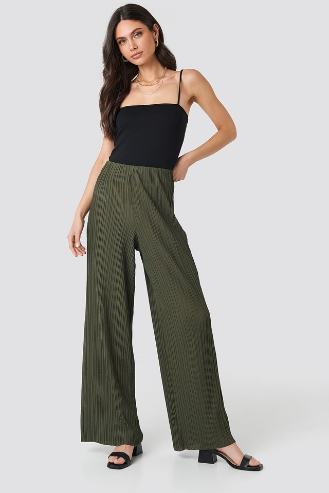 Louise Trousers MANGO