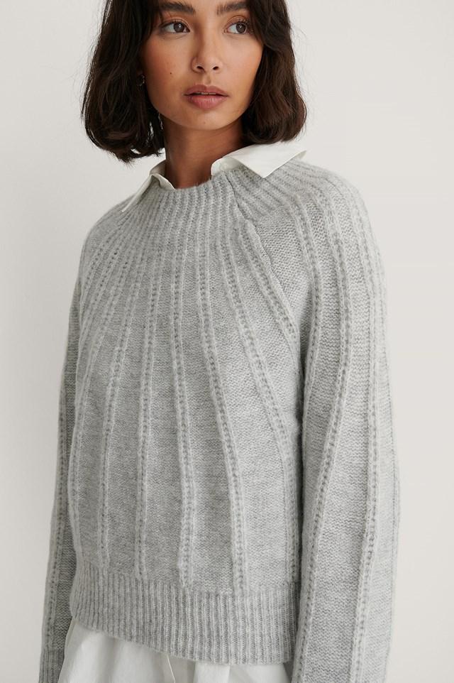 Marmu Sweater Grey