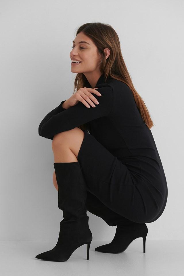 Matra Boots Black