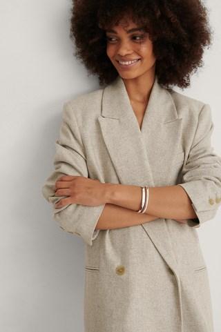 Silver Nana Bracelet