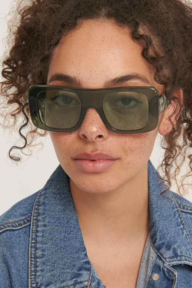 Natalie Sunglasses Green