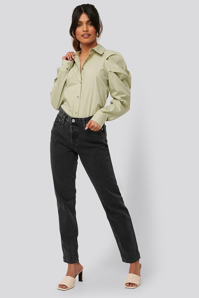 Relax Jeans Dark Grey