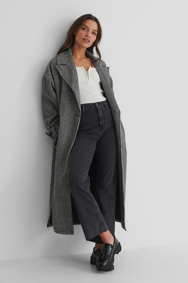 Sienna Jeans Black Denim