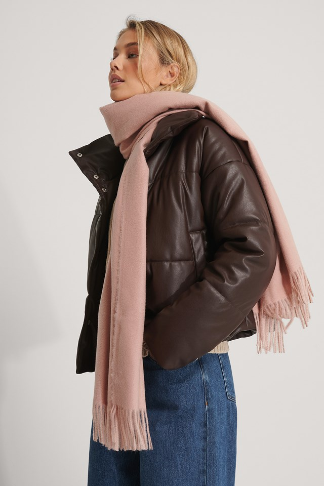 Sweet Scarf Light Pink