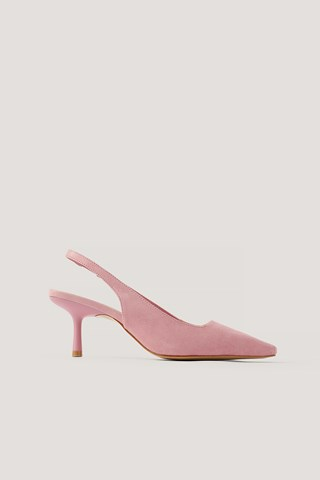 Pink Tritri Shoes