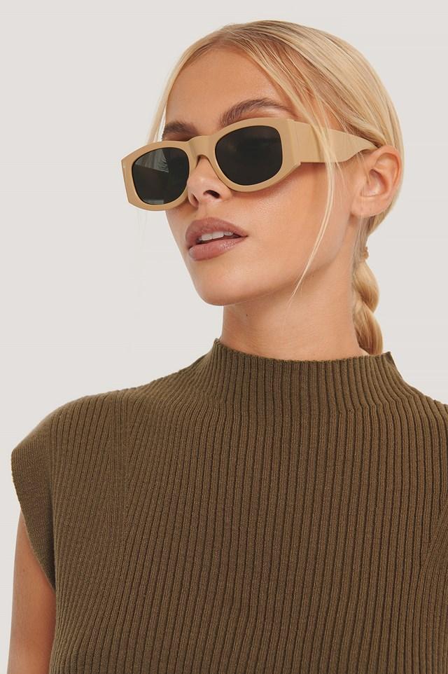 Whity Sunglasses White