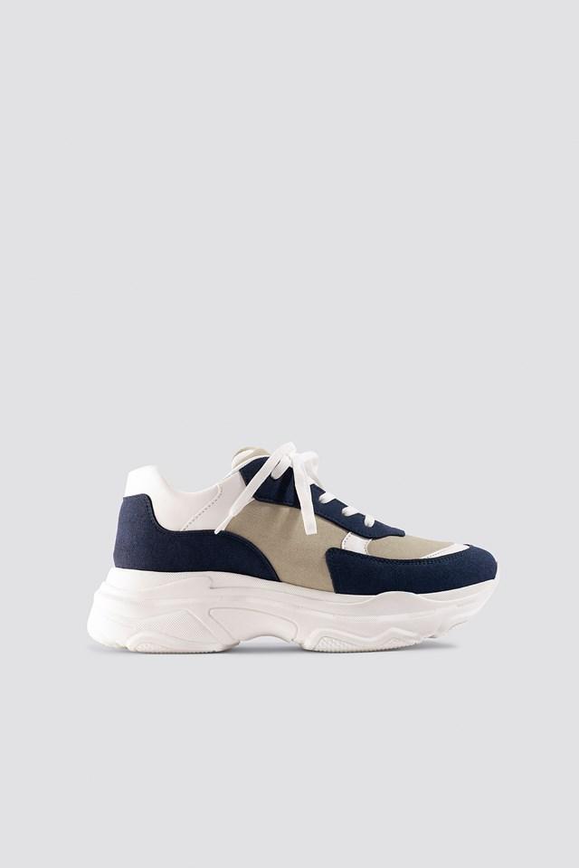 Chunky Sneaker Milena Karl x NA-KD