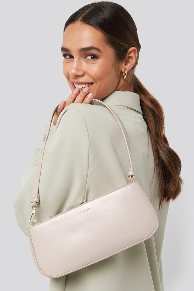 Baguette Bag Gloss Offwhite