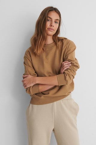 Tanned Basic Sweater