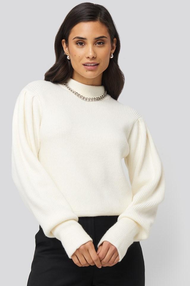Malmö Sweater Off White