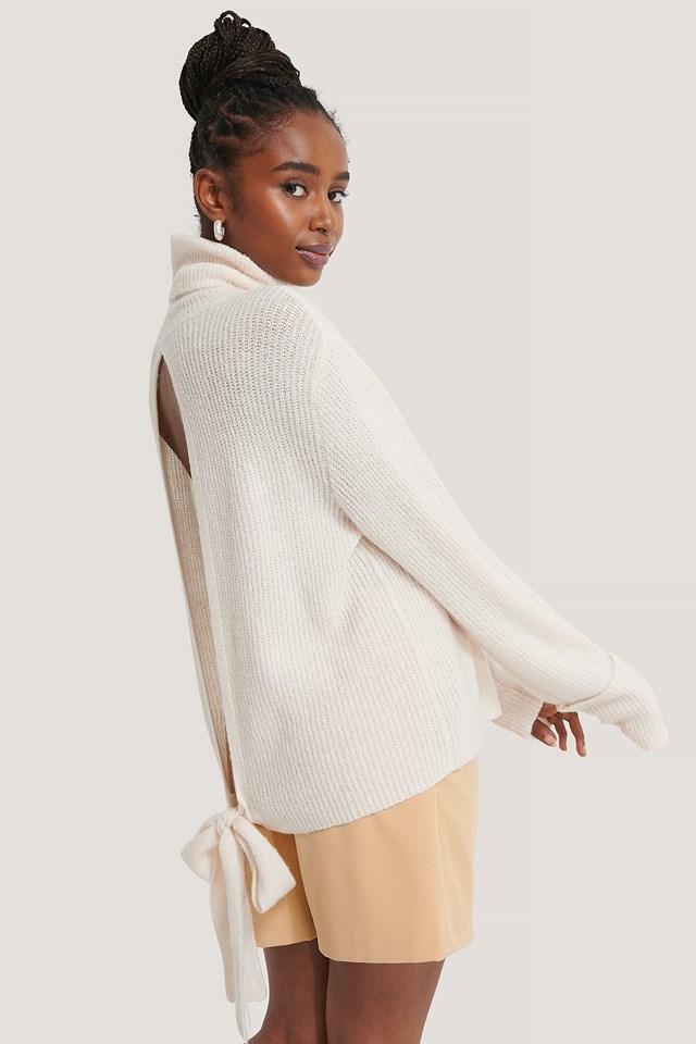 Oslo Sweater Off White