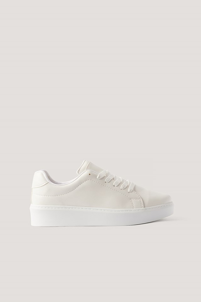Classic Trainers White